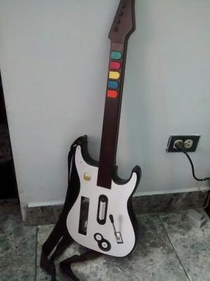 Guitarra Control Para Nintendo Wii