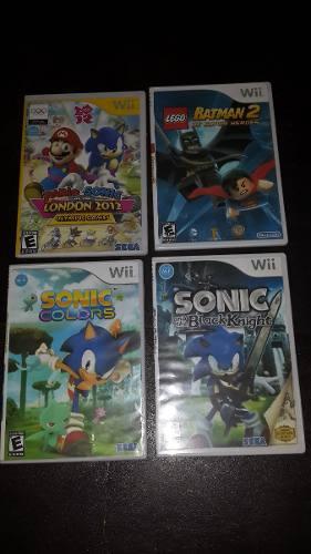 Juegos De Wii Para Niños Y Adultos