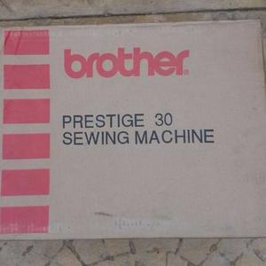Maquina De Coser Marca Brother