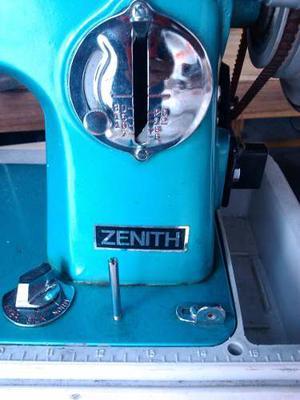 Maquina De Coser Zenith Costura Recta