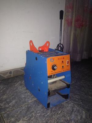 Maquina Selladora De Frappe. Usada