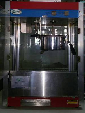 Máquina Para Hacer Cotufas Marca Boia