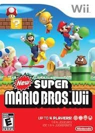 New Super Mario Bros Para Nintendo Wii