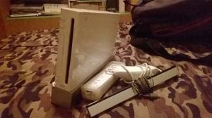 Nintendo Wii Como Nuevo Con Todos Sus Accesorios