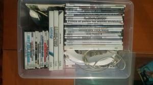 Nintendo Wii Con Chip Y Mucho Mas