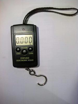 Peso Balanza Digital Colgante 40 Kg
