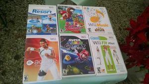 Se Vende Juegos De Wii Originales Usados