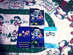 Super Mario Galaxy Para Nintendo Wii