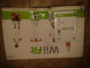 Tabla Wii Fit.