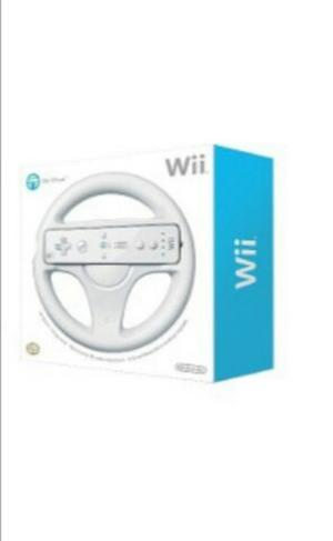 Volante Original Mario Kart Wii Wheel