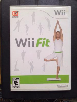 Wii Fit + Juego