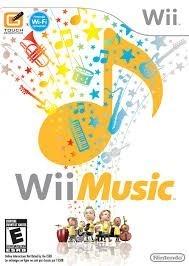 Wii Music Juego Original De Wii En Perfecto Estado
