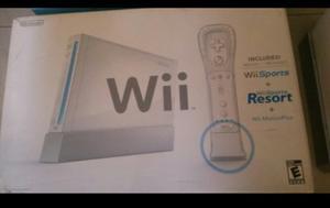 Wii Resort Con 2 Controles
