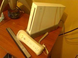 Wii Usado Chipeado En Perfecto Estado