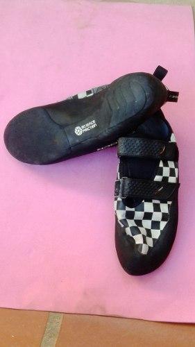 Zapatos O Zapatillas Para Escalada