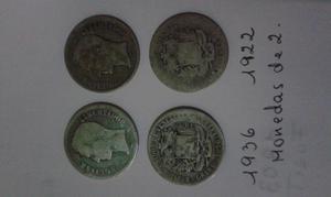 monedas antiguas de venezuela