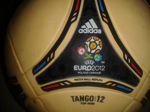 Balon Coleccionables Marca Adidas Euro N°3