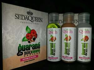 Bioterapia De Guaraná Seda Queen 60 Ml