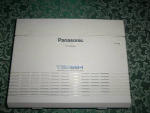 Combo Central Telefónica Panasonic Con Telefonos