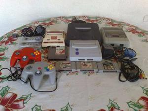 Combo Consolas Nintendo