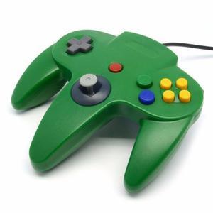 Control De Nintendo 64 + Memoria