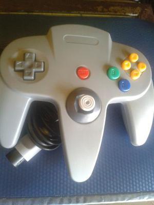 Control Nintendo 64 Nuevos De Muy Buena Calidad Oferta