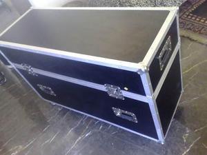 Hard Case Rack Case Para Plasmas,tv,video Beam,luces,display