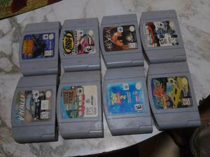 Juegos Nintendo 64 Vendo O Cambio