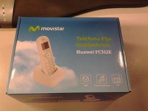 Telefono Fijo Inalambrico Huawei Movistar