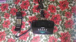 Teléfono Fijo, Radio Am, Despertador Y Reloj. Todo En 1.