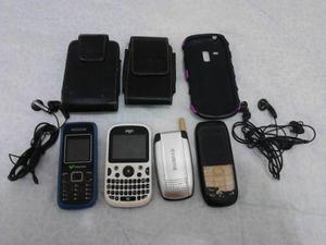 Teléfonos Para Repuestos,forro Y Audífonos