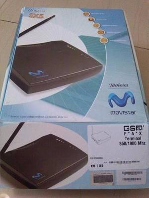 Telular Sx-5 Para Punto De Venta Movistar Nuevos En Su Caja