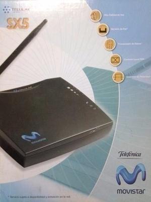 Telular Sx5 Movistar - Para Punto De Venta Inalambrico.