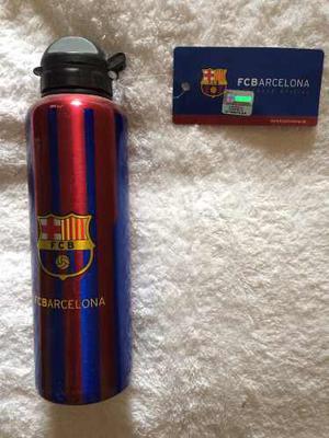 Termo Original Del Fc Barcelona, Al Mejor Precio