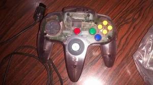 Vendo Control De Nintendo 64