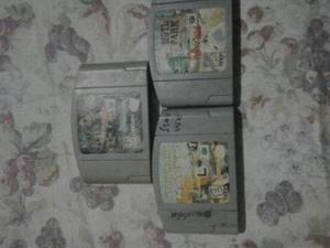 Vendo O Cambio Juegos De Nintendo 64
