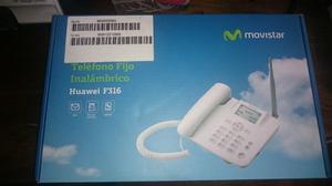 Vendo Telefono Fijo Huawei F316 Sin Linea