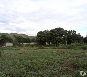 Vendo terreno en Guacara