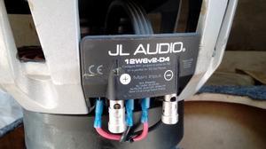 Bajos Jl Audio W6 12 Oferta Tan Solo Por Hoy