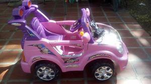 Carro De Batería Para Niñas.
