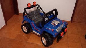 Jeep De Batería Fisher Price Hotwheels