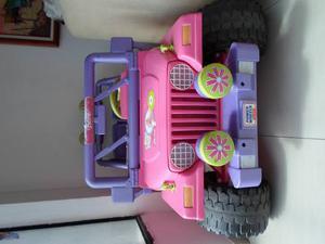 Jeep De La Barbie