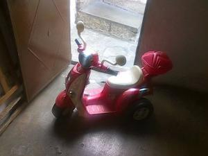 Moto A Bateria Para Niñas