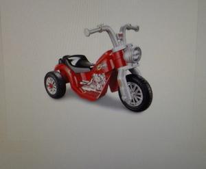 Moto Electrica Para Niños Fisher Price