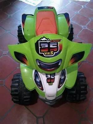 Moto Para Niños A Bateria