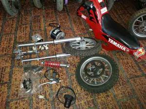 Moto Utech Repuestos Usados