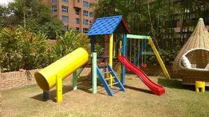 Remodelaciones De Parques Infantiles En Maderas