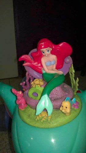 Triciclo Disney La Sirenita