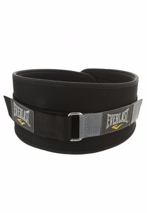 Cinturon Para Pesas Everlast (negro)