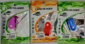 Lector De Memoria Micro Sd Porta Memoria